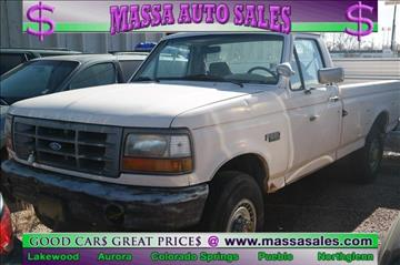1992 Ford F-250 for sale in Colorado Springs, CO