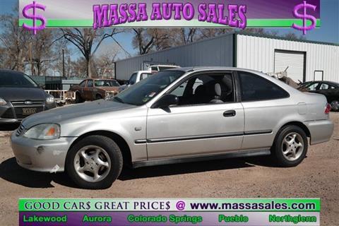 Honda Civic For Sale In Colorado Springs Co