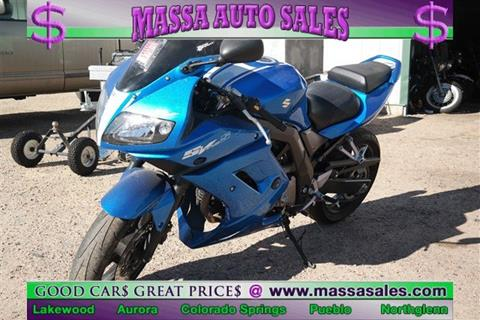 2009 Suzuki SV650 for sale in Colorado Springs, CO