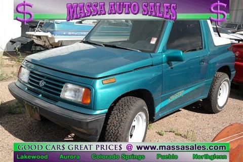 1994 Suzuki Sidekick for sale in Colorado Springs, CO