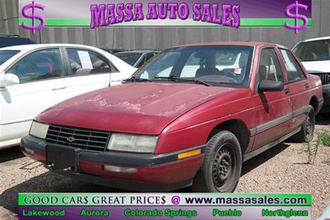 1994 Chevrolet Corsica for sale in Pueblo, CO