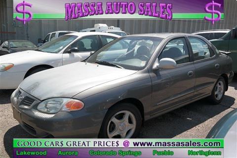 2000 Hyundai Elantra for sale in Colorado Springs, CO