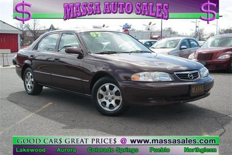 2002 Mazda 626 for sale in Colorado Springs, CO