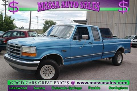 1993 Ford F-150 for sale in Colorado Springs, CO