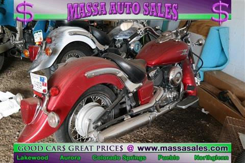 2007 Yamaha V-Star for sale in Colorado Springs, CO