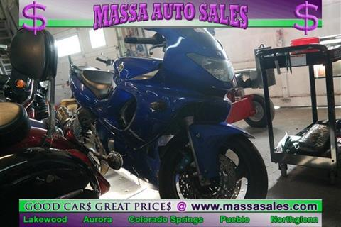 2003 Yamaha YZF600R for sale in Colorado Springs, CO