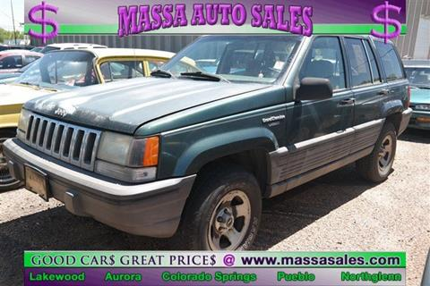 1993 Jeep Grand Cherokee for sale in Colorado Springs, CO