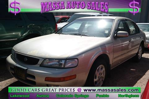 1996 Nissan Maxima for sale in Colorado Springs, CO