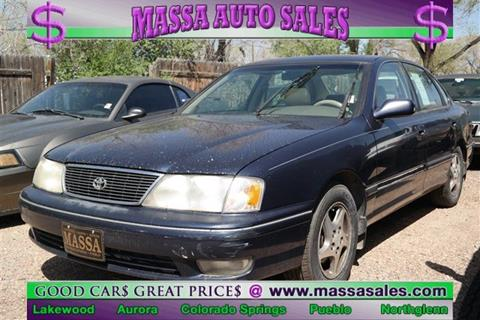 1998 Toyota Avalon for sale in Colorado Springs, CO