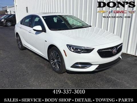 2019 Buick Regal Sportback for sale in Wauseon, OH