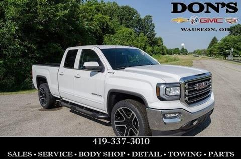 2018 GMC Sierra 1500 for sale in Wauseon, OH
