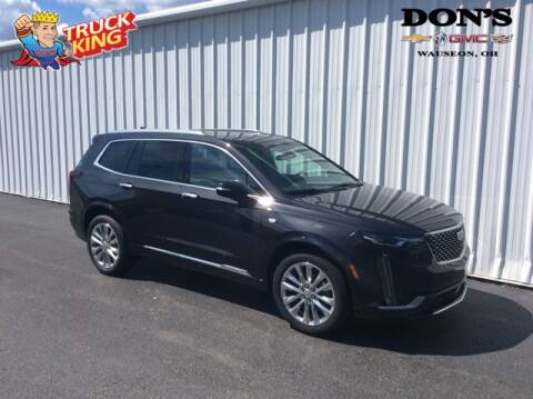 2020 Cadillac XT6 for sale at DON'S CHEVY, BUICK-GMC & CADILLAC in Wauseon OH