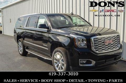 2019 GMC Yukon XL for sale in Wauseon, OH