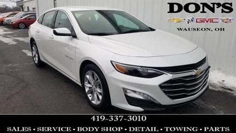 2019 Chevrolet Malibu for sale in Wauseon, OH
