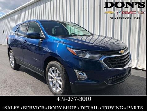 2020 Chevrolet Equinox for sale in Wauseon, OH