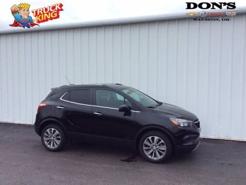 2020 Buick Encore for sale at DON'S CHEVY, BUICK-GMC & CADILLAC in Wauseon OH