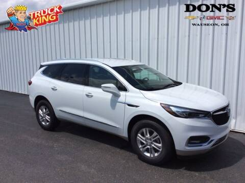 2020 Buick Enclave for sale at DON'S CHEVY, BUICK-GMC & CADILLAC in Wauseon OH