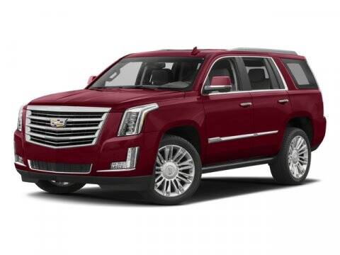 2017 Cadillac Escalade for sale at DON'S CHEVY, BUICK-GMC & CADILLAC in Wauseon OH