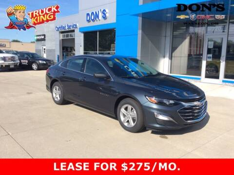 2020 Chevrolet Malibu for sale at DON'S CHEVY, BUICK-GMC & CADILLAC in Wauseon OH