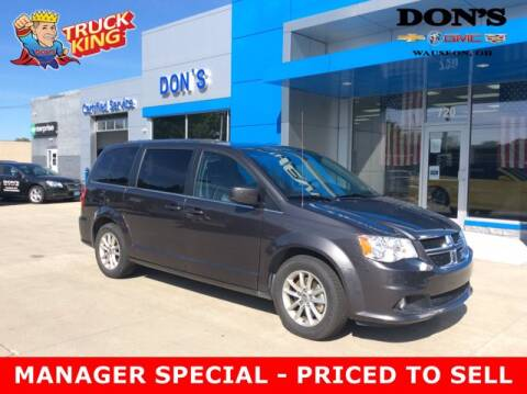 2019 Dodge Grand Caravan for sale at DON'S CHEVY, BUICK-GMC & CADILLAC in Wauseon OH