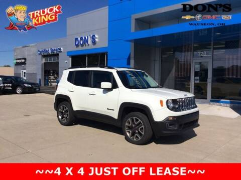 2017 Jeep Renegade for sale at DON'S CHEVY, BUICK-GMC & CADILLAC in Wauseon OH