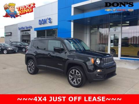 2016 Jeep Renegade for sale at DON'S CHEVY, BUICK-GMC & CADILLAC in Wauseon OH