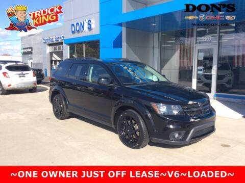 2017 Dodge Journey for sale at DON'S CHEVY, BUICK-GMC & CADILLAC in Wauseon OH