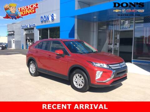 2019 Mitsubishi Eclipse Cross for sale at DON'S CHEVY, BUICK-GMC & CADILLAC in Wauseon OH