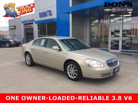 2008 Buick Lucerne for sale at DON'S CHEVY, BUICK-GMC & CADILLAC in Wauseon OH