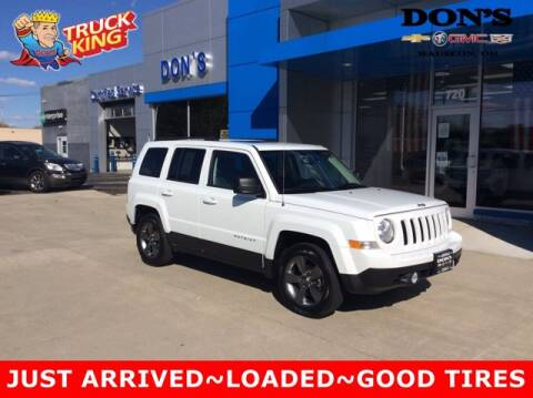 2014 Jeep Patriot for sale at DON'S CHEVY, BUICK-GMC & CADILLAC in Wauseon OH