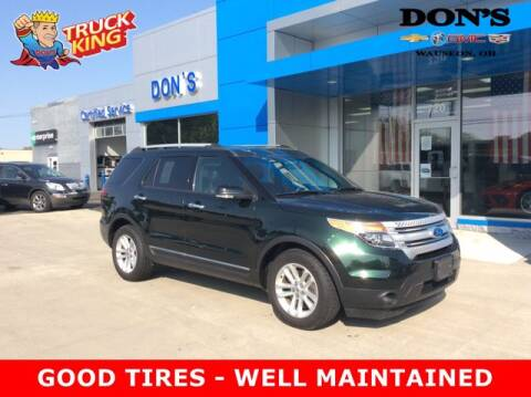 2013 Ford Explorer for sale at DON'S CHEVY, BUICK-GMC & CADILLAC in Wauseon OH