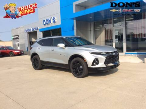 2020 Chevrolet Blazer for sale at DON'S CHEVY, BUICK-GMC & CADILLAC in Wauseon OH