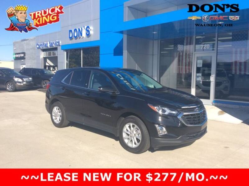 2019 Chevrolet Equinox for sale at DON'S CHEVY, BUICK-GMC & CADILLAC in Wauseon OH