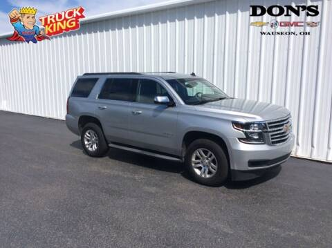 2015 Chevrolet Tahoe for sale at DON'S CHEVY, BUICK-GMC & CADILLAC in Wauseon OH