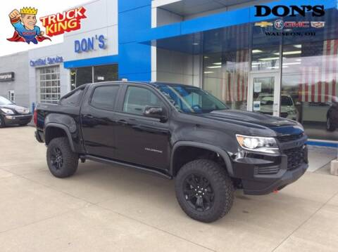 2021 Chevrolet Colorado for sale at DON'S CHEVY, BUICK-GMC & CADILLAC in Wauseon OH