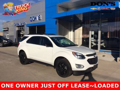 2017 Chevrolet Equinox for sale at DON'S CHEVY, BUICK-GMC & CADILLAC in Wauseon OH