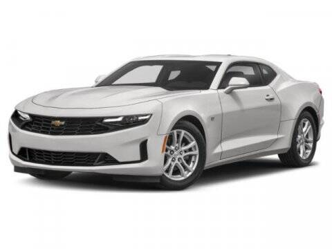 2021 Chevrolet Camaro for sale at DON'S CHEVY, BUICK-GMC & CADILLAC in Wauseon OH