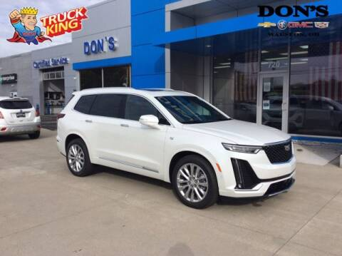 2021 Cadillac XT6 for sale at DON'S CHEVY, BUICK-GMC & CADILLAC in Wauseon OH
