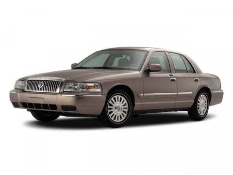 2010 Mercury Grand Marquis for sale at DON'S CHEVY, BUICK-GMC & CADILLAC in Wauseon OH