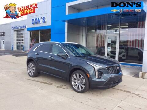 2021 Cadillac XT4 for sale at DON'S CHEVY, BUICK-GMC & CADILLAC in Wauseon OH
