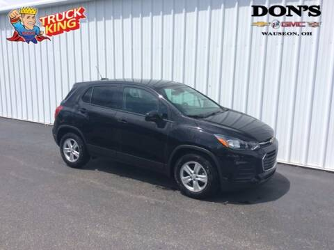 2020 Chevrolet Trax for sale at DON'S CHEVY, BUICK-GMC & CADILLAC in Wauseon OH