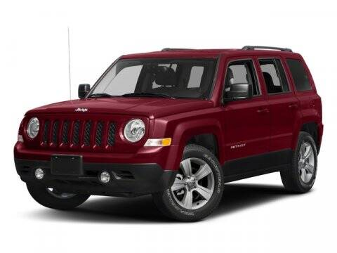 2017 Jeep Patriot for sale at DON'S CHEVY, BUICK-GMC & CADILLAC in Wauseon OH