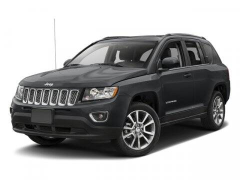 2017 Jeep Compass for sale at DON'S CHEVY, BUICK-GMC & CADILLAC in Wauseon OH