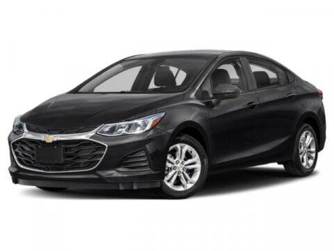 2019 Chevrolet Cruze for sale at DON'S CHEVY, BUICK-GMC & CADILLAC in Wauseon OH
