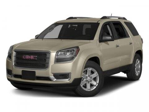 2015 GMC Acadia for sale at DON'S CHEVY, BUICK-GMC & CADILLAC in Wauseon OH