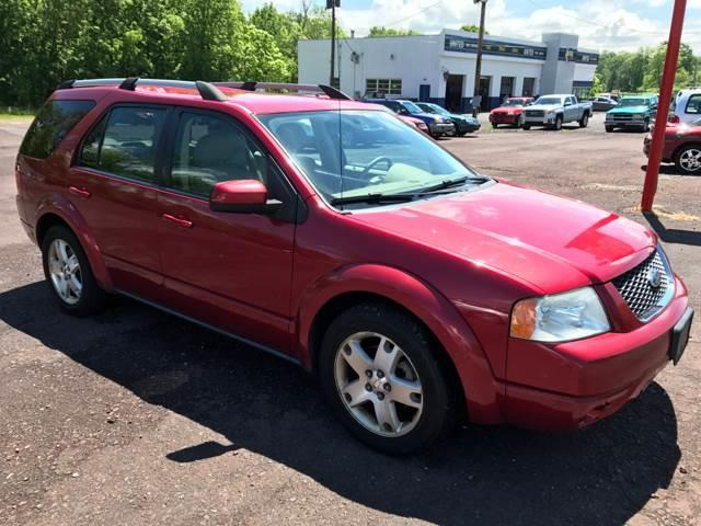 2007 Ford Freestyle AWD Limited 4dr Wagon - Quakertown PA