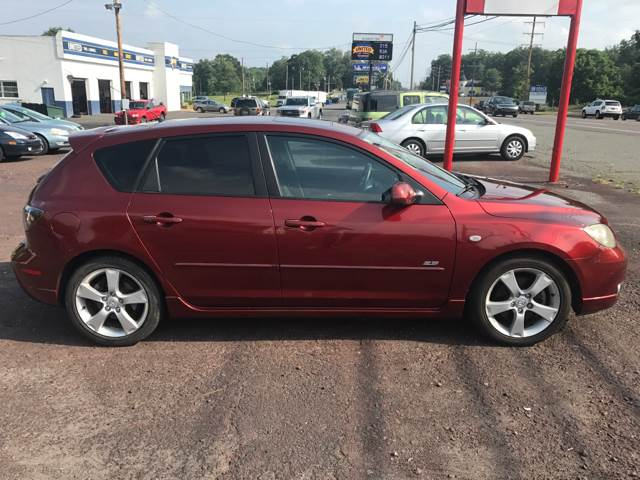 2006 Mazda MAZDA3 s Grand Touring 4dr Wagon - Quakertown PA