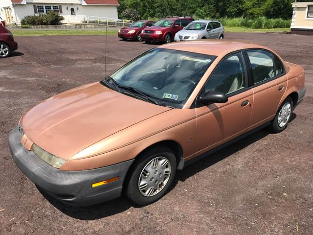 1996 Saturn S-Series SL1 4dr Sedan - Quakertown PA