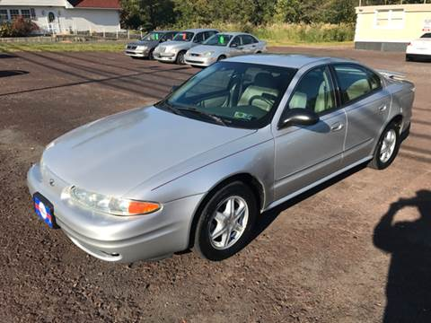 2004 Oldsmobile Alero for sale in Quakertown, PA