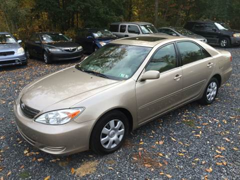 2003 Toyota Camry for sale in Coopersburg, PA